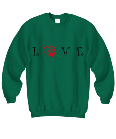«LOVE» Sweatshirt
