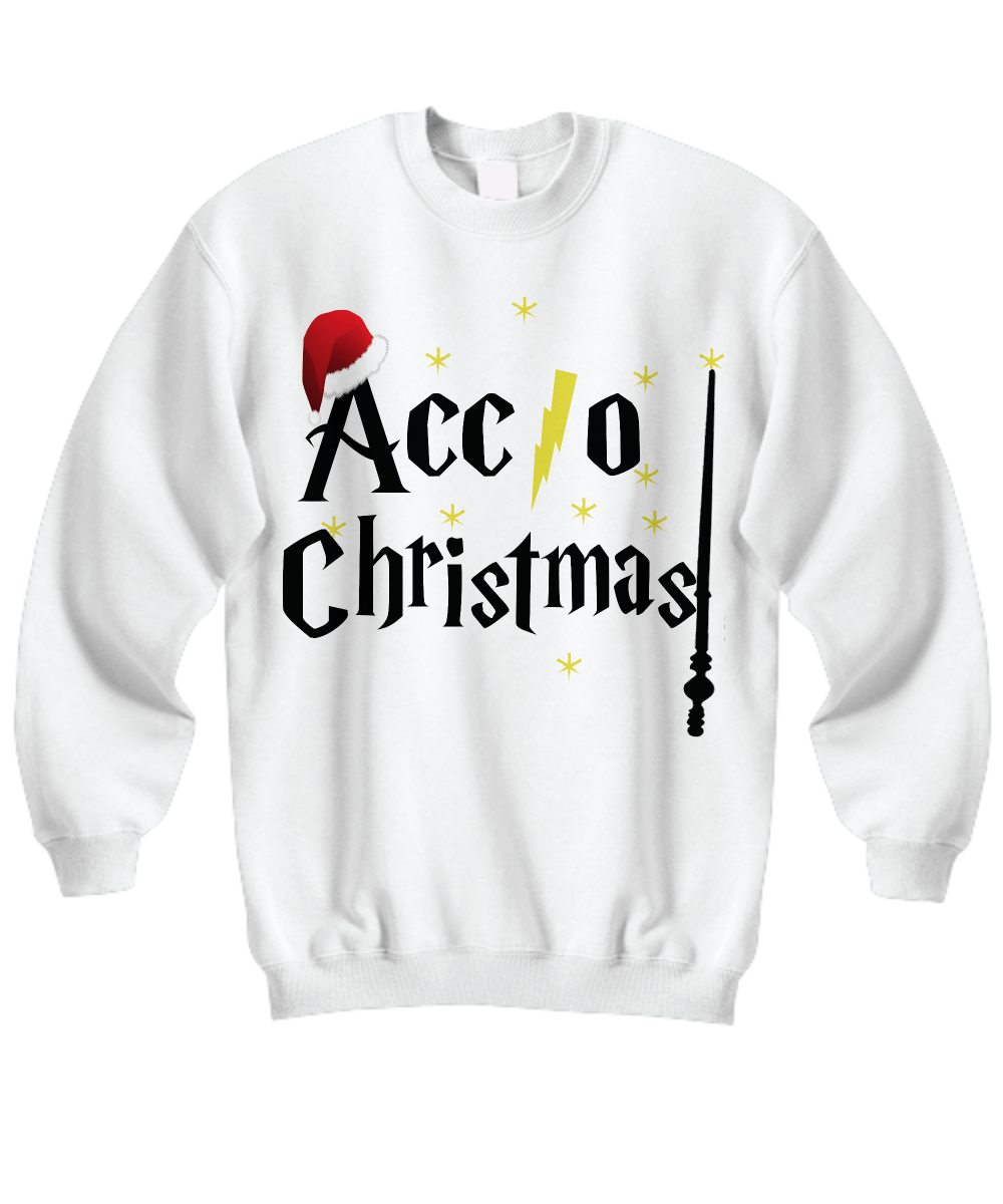 «Accio Christmas!» Sweatshirt