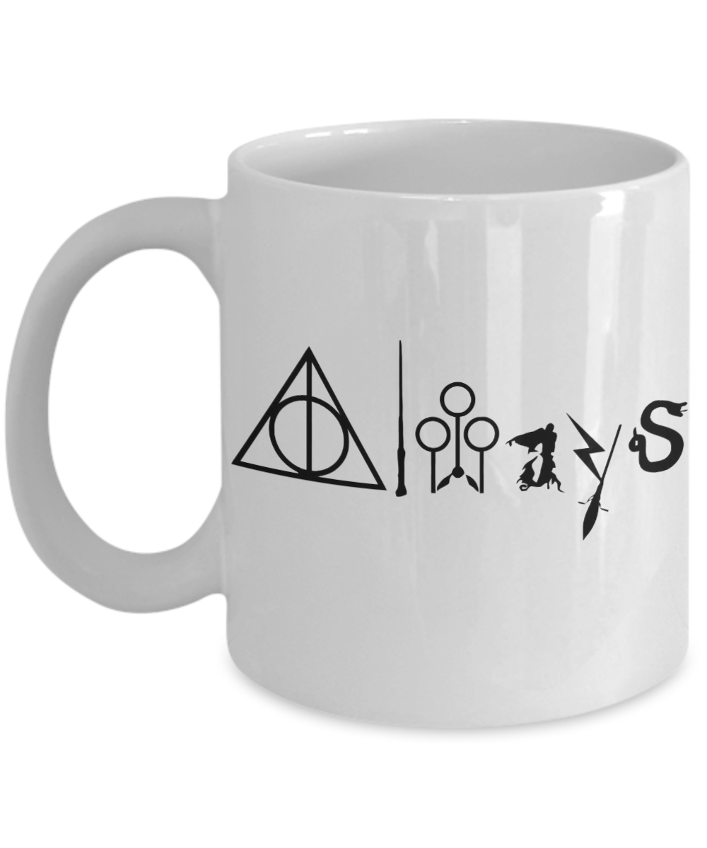«Always» Harry Potter Inspired Coffee Mug