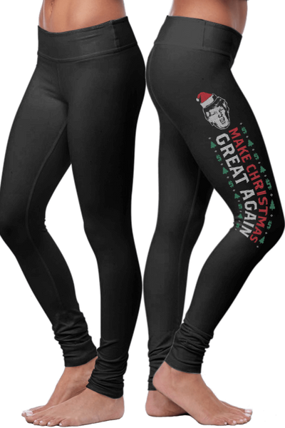 «Make Christmas Great Again» Leggings