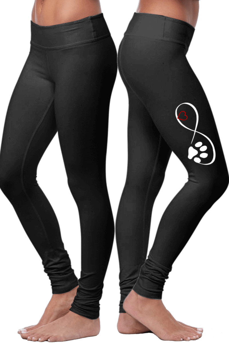 Infinite Pet's Love Leggings