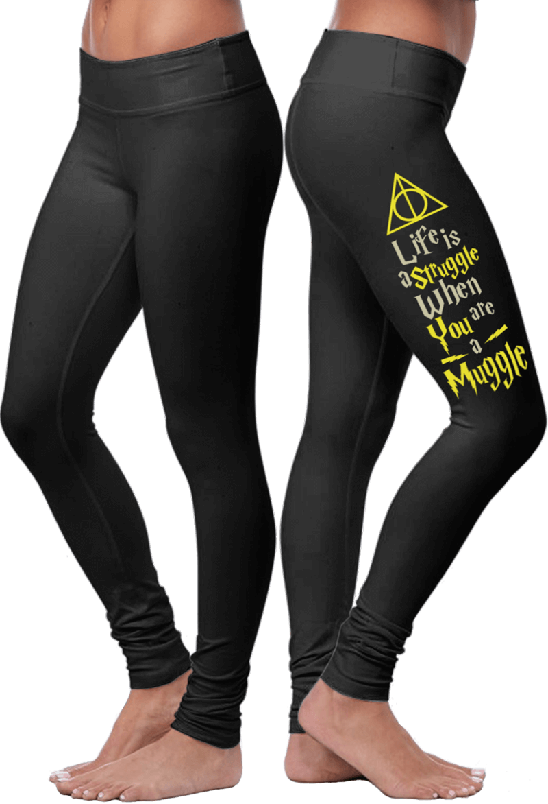 Harry Potter Custom Leggings