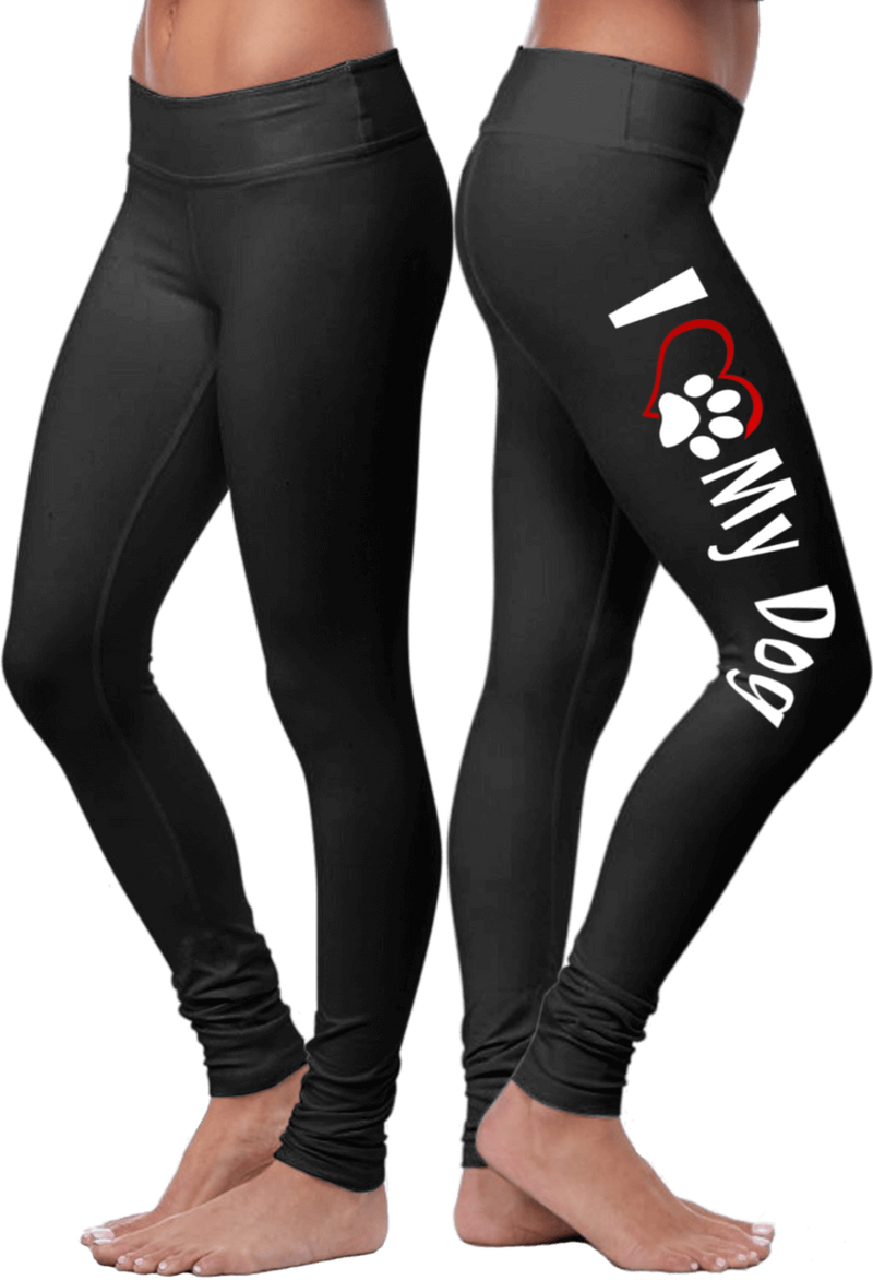 Leggings For Dog Lovers