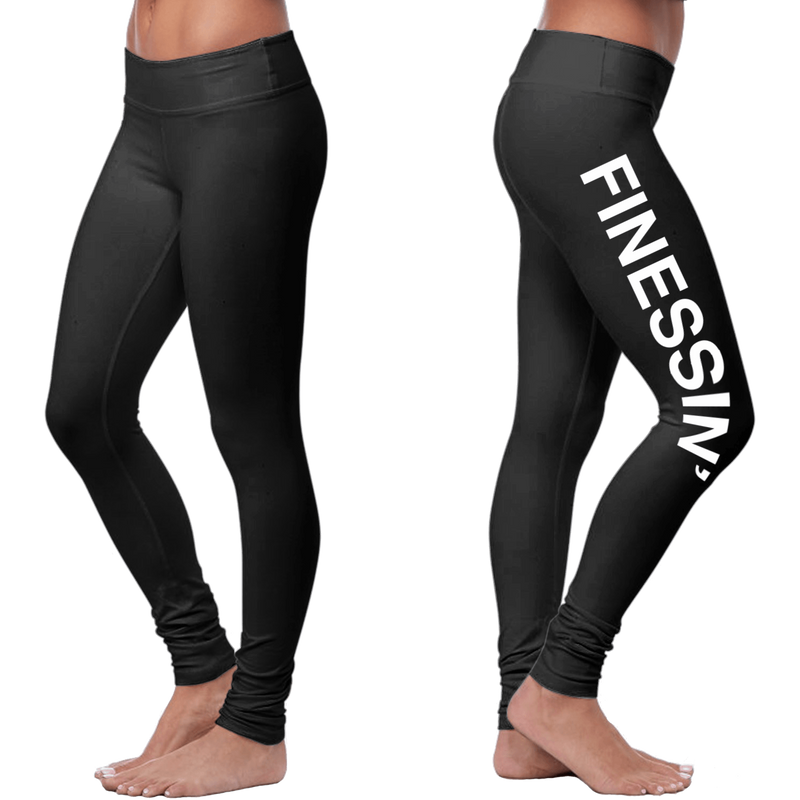 FINESSIN' Leggings
