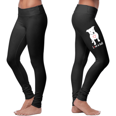 «Love-a-bull» Leggings