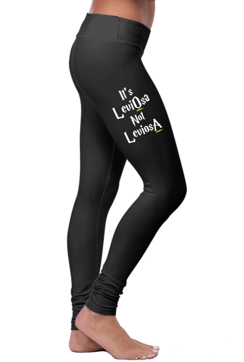It's LeviOsa Not LeviosA Leggings