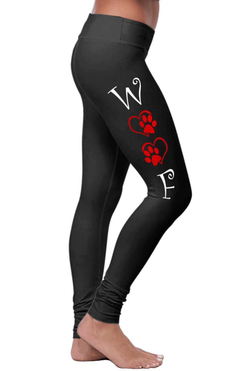 WOOF Leggings