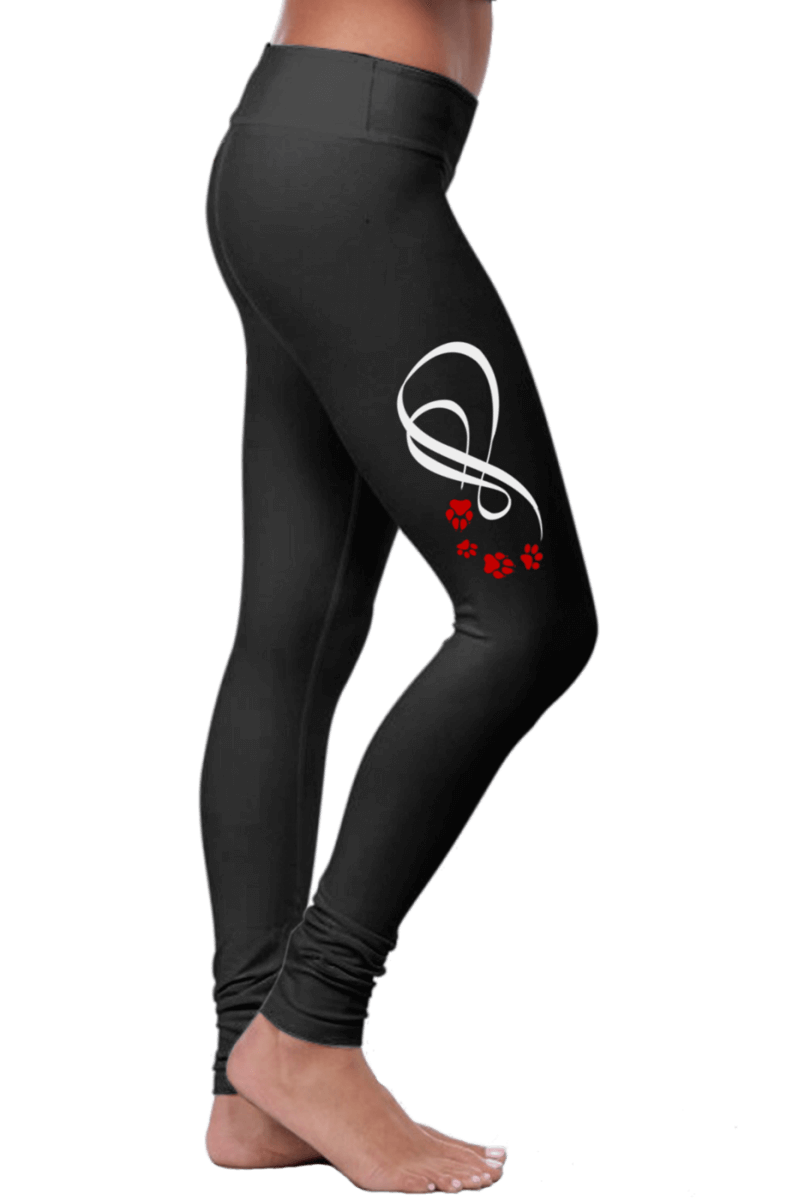 «Infinite Pet's Love» Leggings
