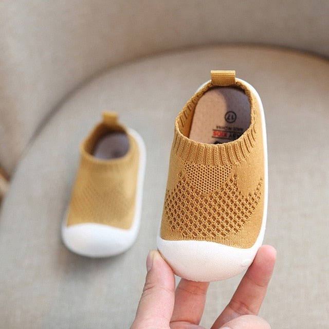 «Jaquin» Baby&Toddler Breathable Mesh Sneaker