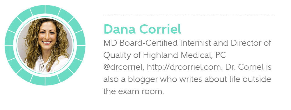 Dana Corriel, MD Board-Certified Internist and Director of Quality of Highland Medical