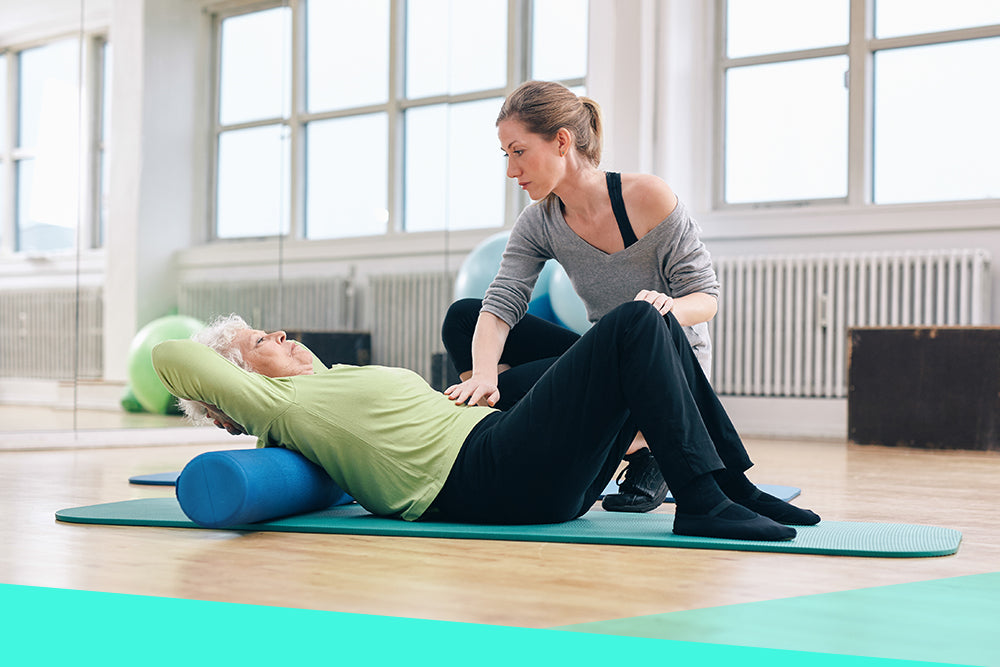 Physical therapy can help relieve knots