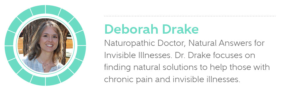 Deborah Drake, Naturopathic Doctor, Natural Answers for Invisible Illnesses