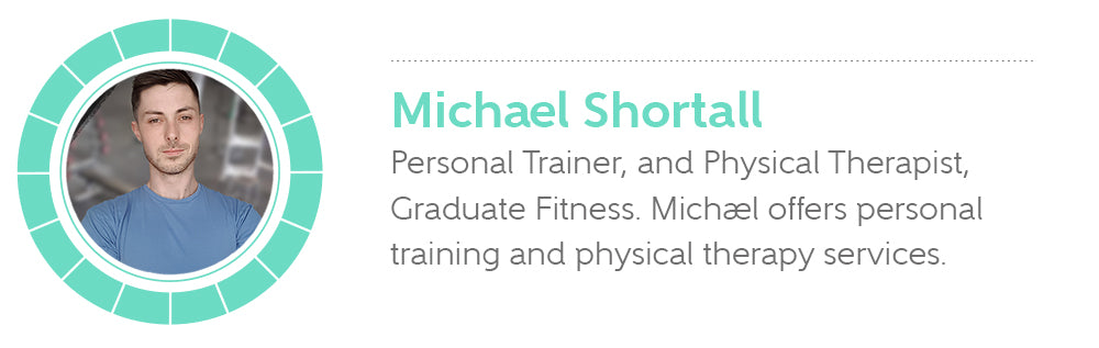 Michael Shortall, Personal Trainer, and Physical Therapist, Graduate Fitness