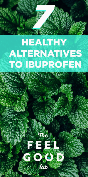 All-Natural Alternative to Ibuprofen.