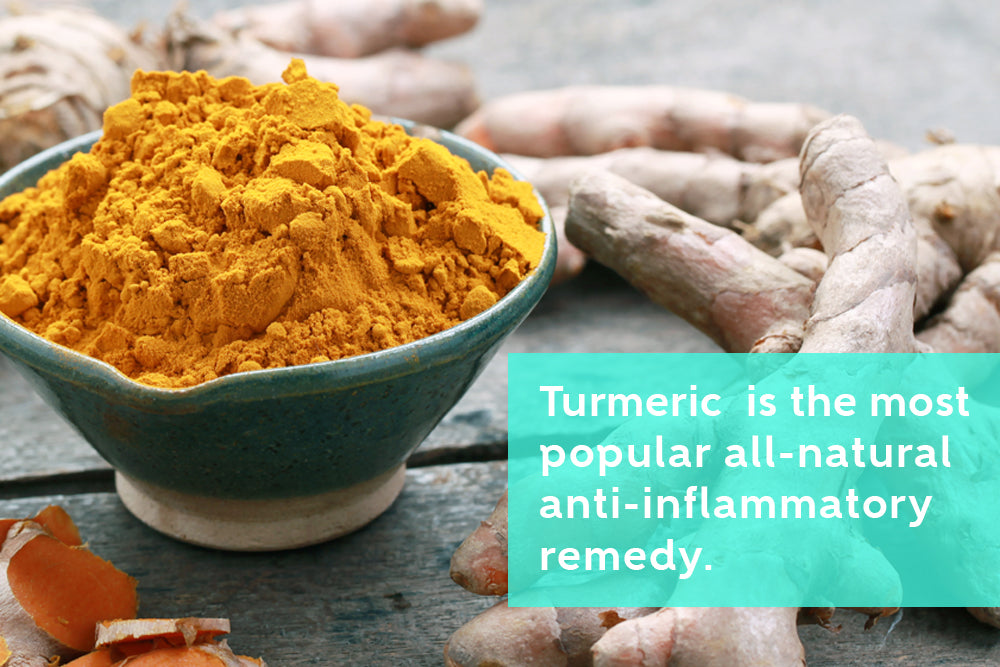 What is the best natural remedy for inflammation?