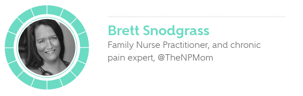 Brett Snodgrass, Family Nurse Practitioner, and chronic pain expert