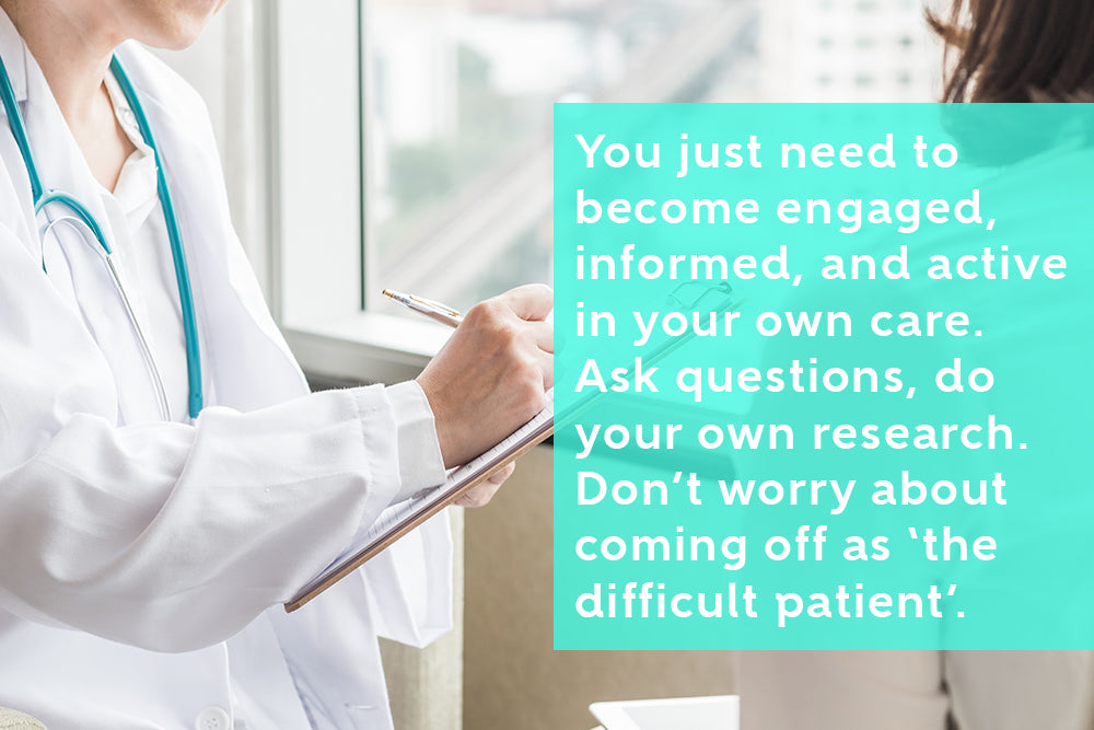 How to become an active patient?