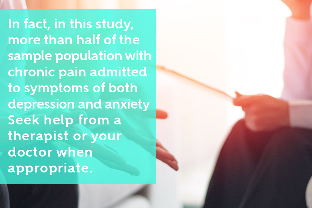 The Pain-Anxiety-Depression Connection