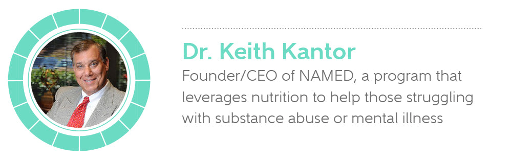 Dr. Keith Kantor, Founder_CEO of NAMED