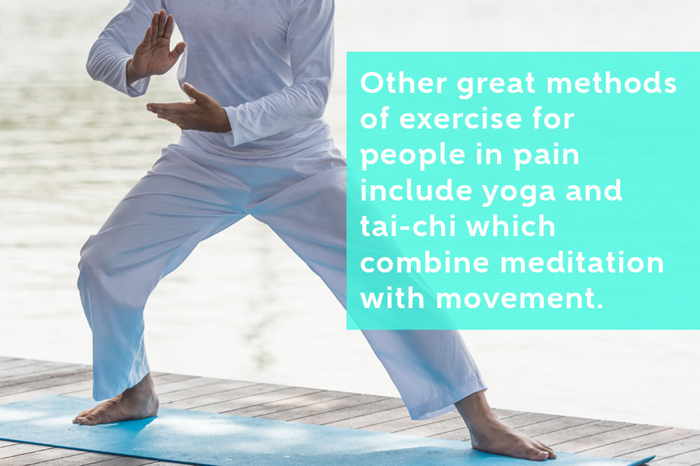 Yoga and Tai-Chi For Chronic Pain Relief