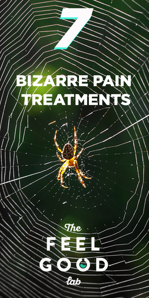 7 Bizarre Ways to Treat Chronic Pain