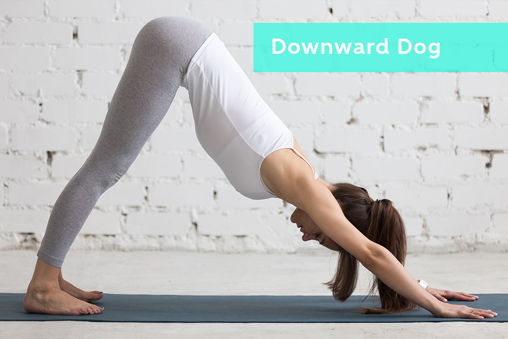 Benefits of Downward Facing Dog Pose In Chronic Pain