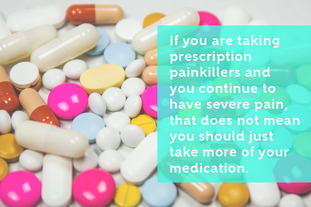 Is it good to take a painkiller for each and every pain?