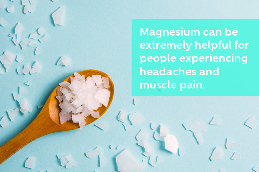 Is Magnesium good for muscle tension?