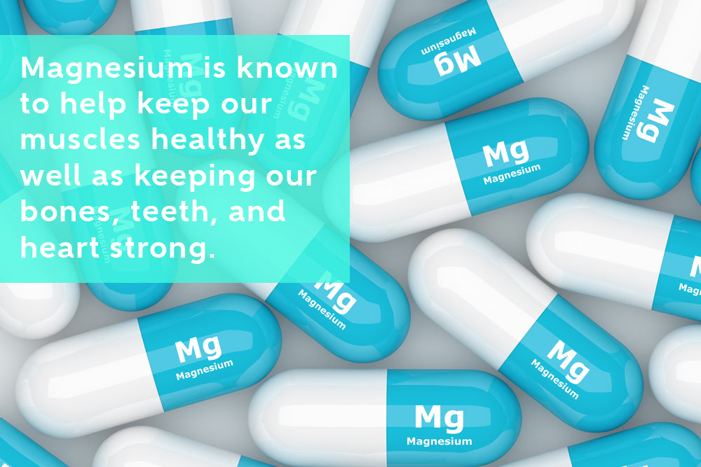 Magnesium Helps Keep Muscles Healthy