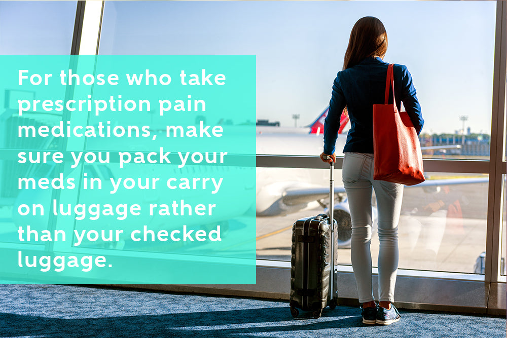 Tips if You Are Traveling with Chronic Pain