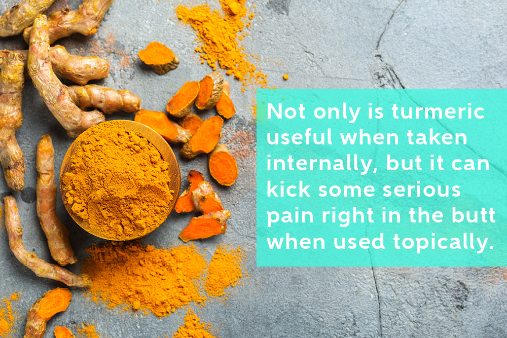 Turmeric and its anti-inflammatory properties