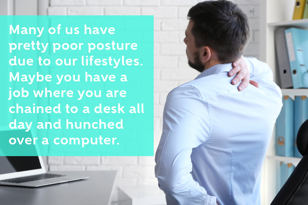 How Poor Posture Causes Neck Pain?