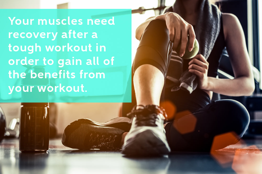 Muscles Need Rest To Recover After Exercise