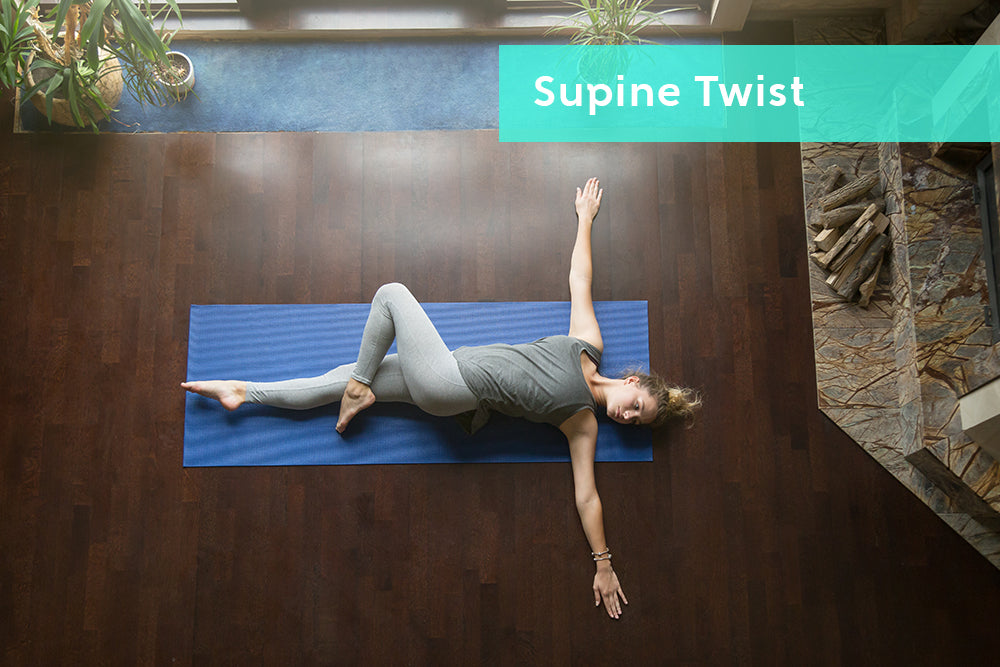 Benefits of Supine Spinal Twist Yoga Pose In Chronic Pain