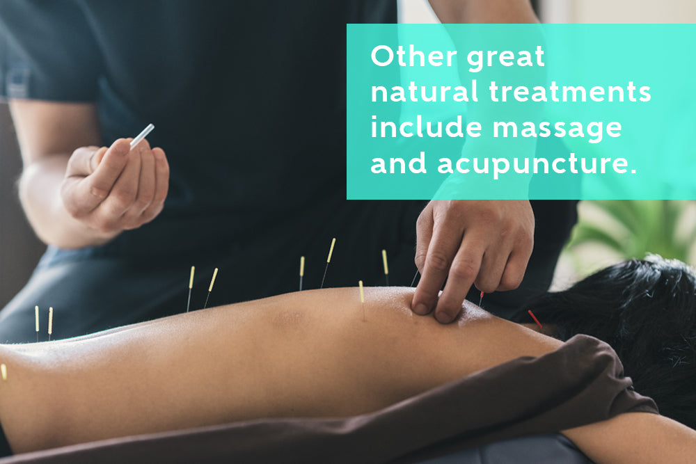 Acupuncture and Massage for Chronic Pain