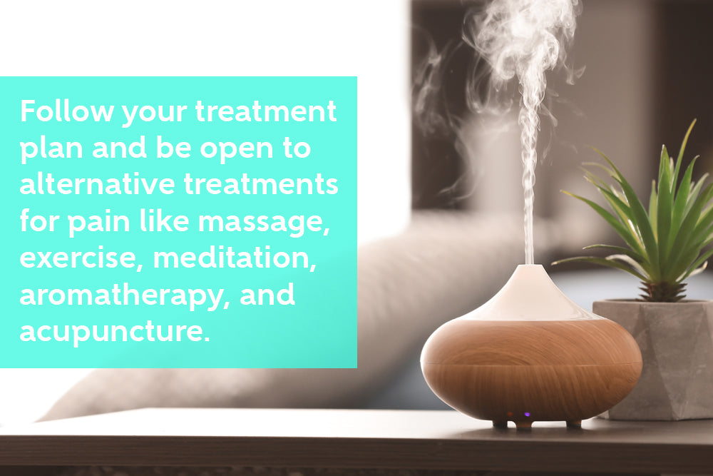 Alternative Treatments for Pain Management