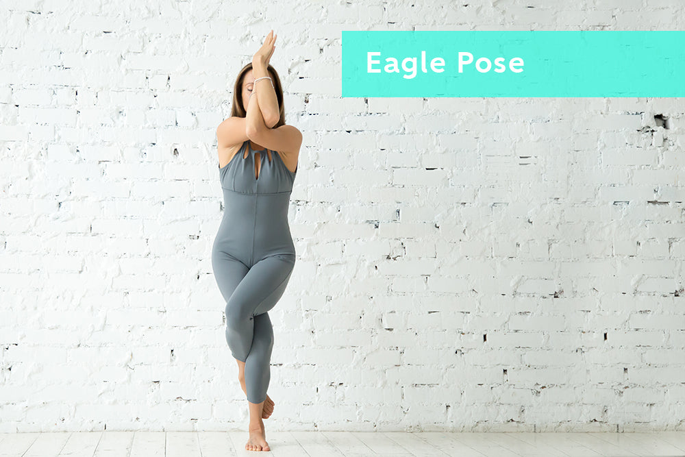 How to Do Eagle Pose in Yoga?