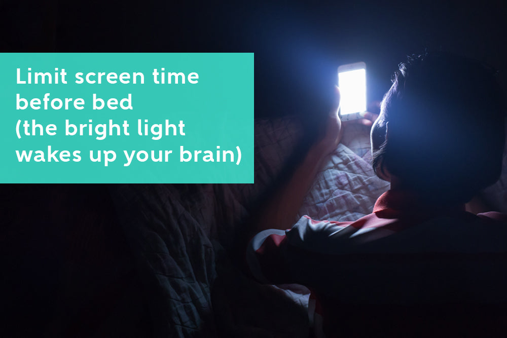 Effects Of Screen Time On Sleep