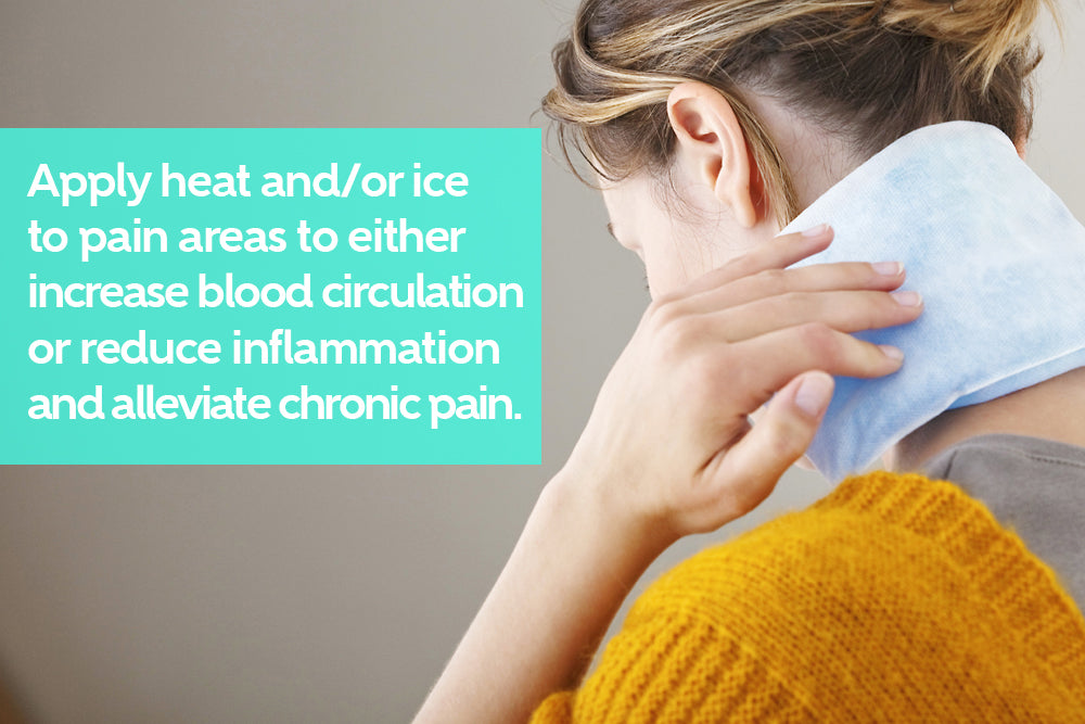 Is heat or cold better for inflammation?