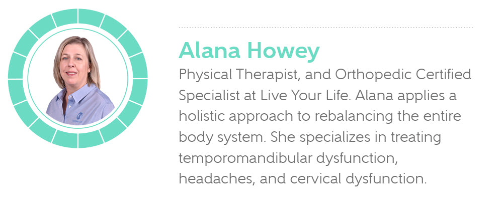 Alana Howey, Physical Therapist, and Orthopedic Certified Specialist at Live Your Life