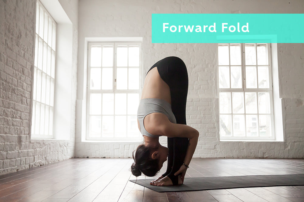 Benefits of Standing Forward Fold Bend Yoga Pose