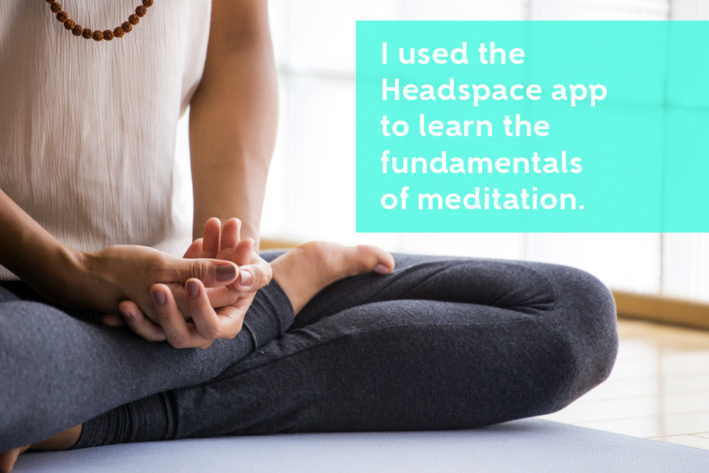 Headspace App To Learn How To Sit During Meditation