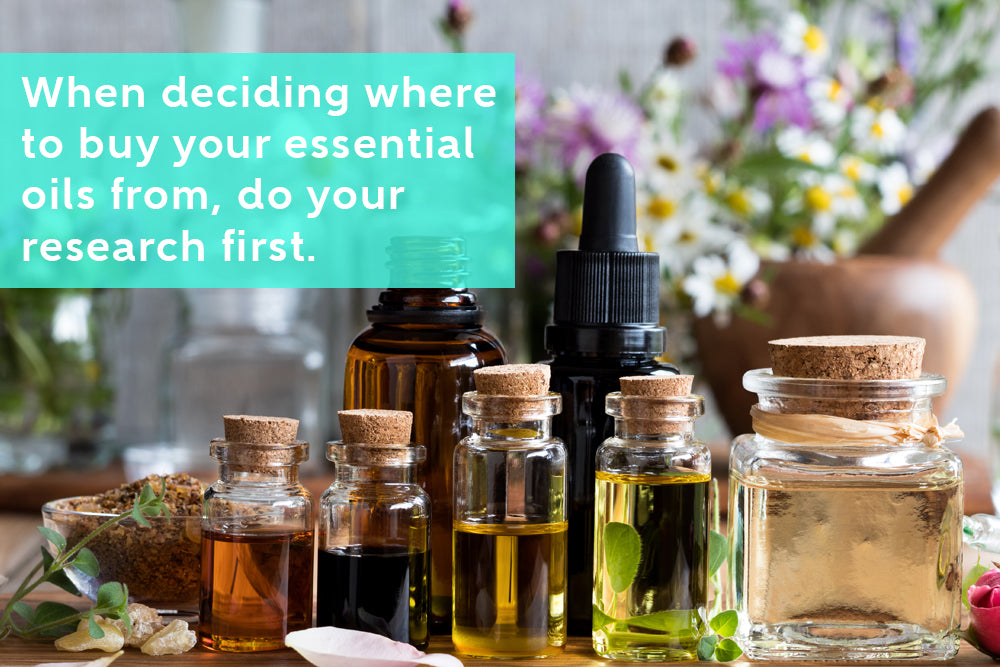 How to Choose The Right Essential Oils for You?