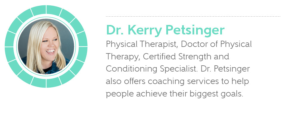 Dr. Kerry Petsinger, Physical Therapist, Certified Strength and Conditioning Specialist