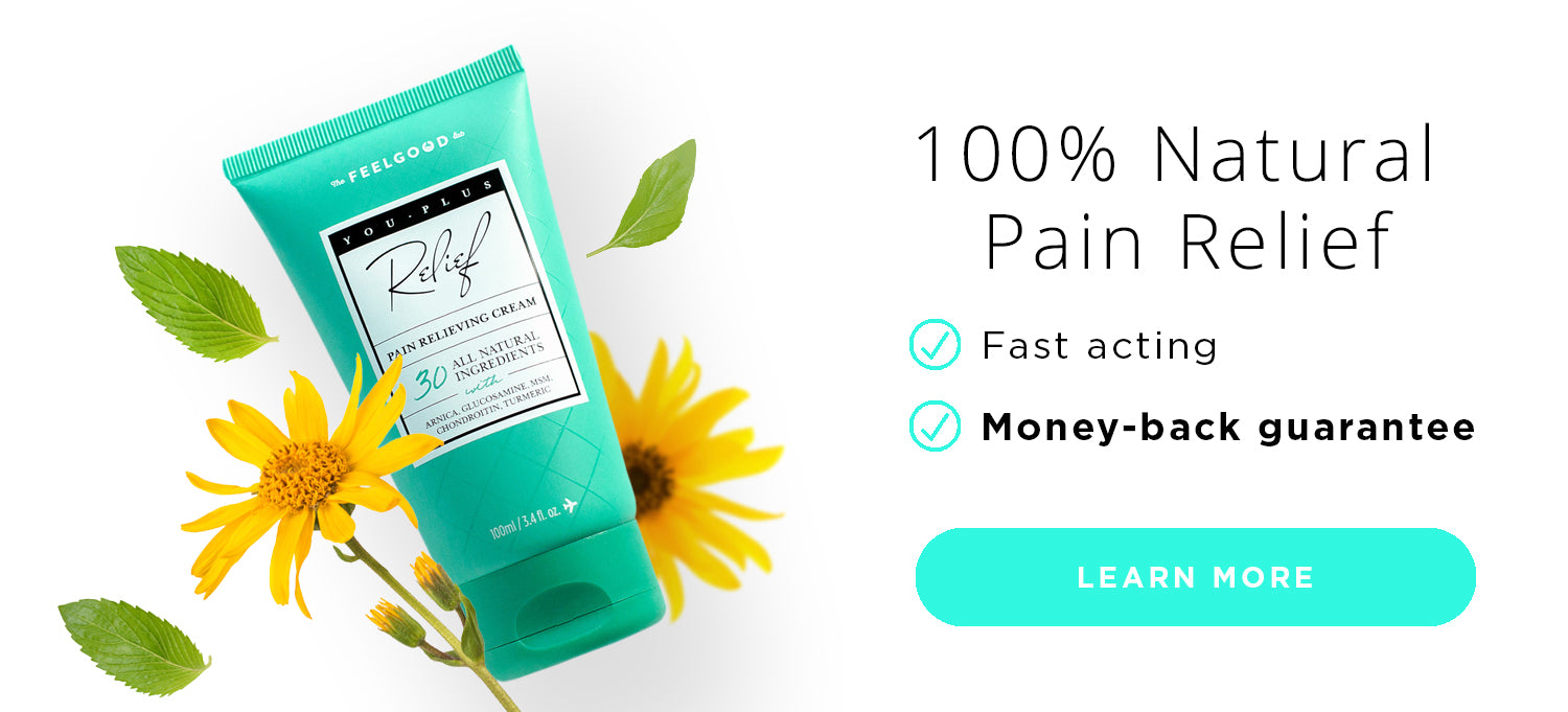 100 Percent Natural Pain Relief Cream With 30 Powerful Ingredients