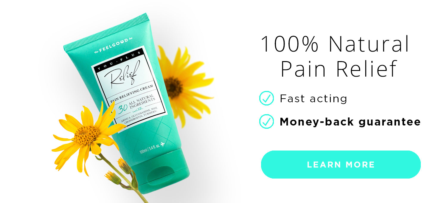Fast Acting Pain Relief Cream
