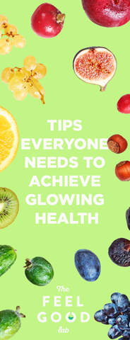 Tips for Being Healthy and Looking Good