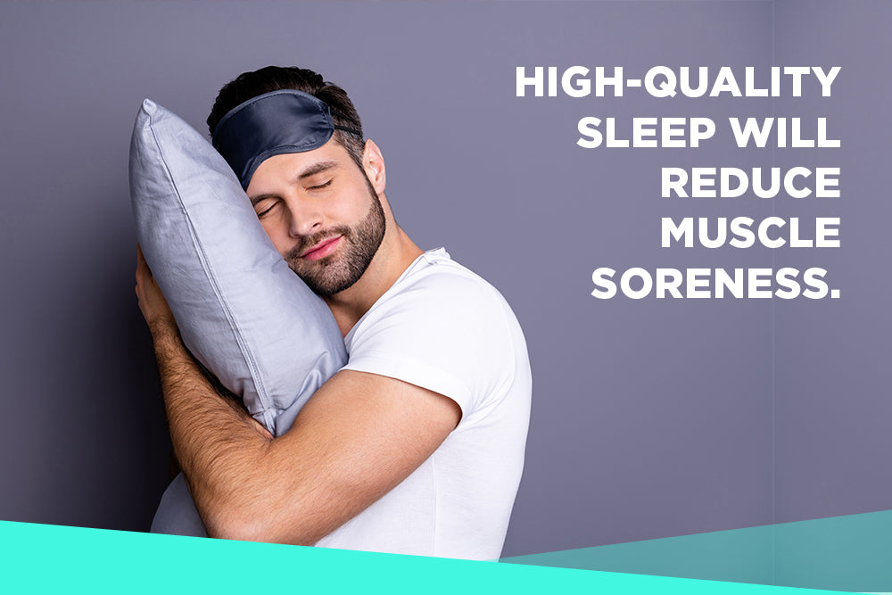 How To Prevent Muscle Pain While Sleeping