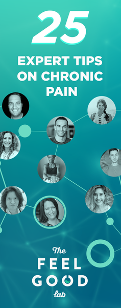 25 Expert Tips to Fight Chronic Pain