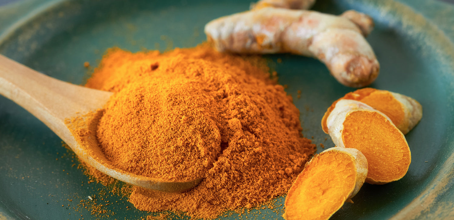 Topical Turmeric for Relieving Pain